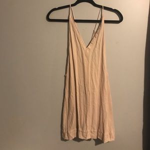 Intimately free people criss cross back tank top